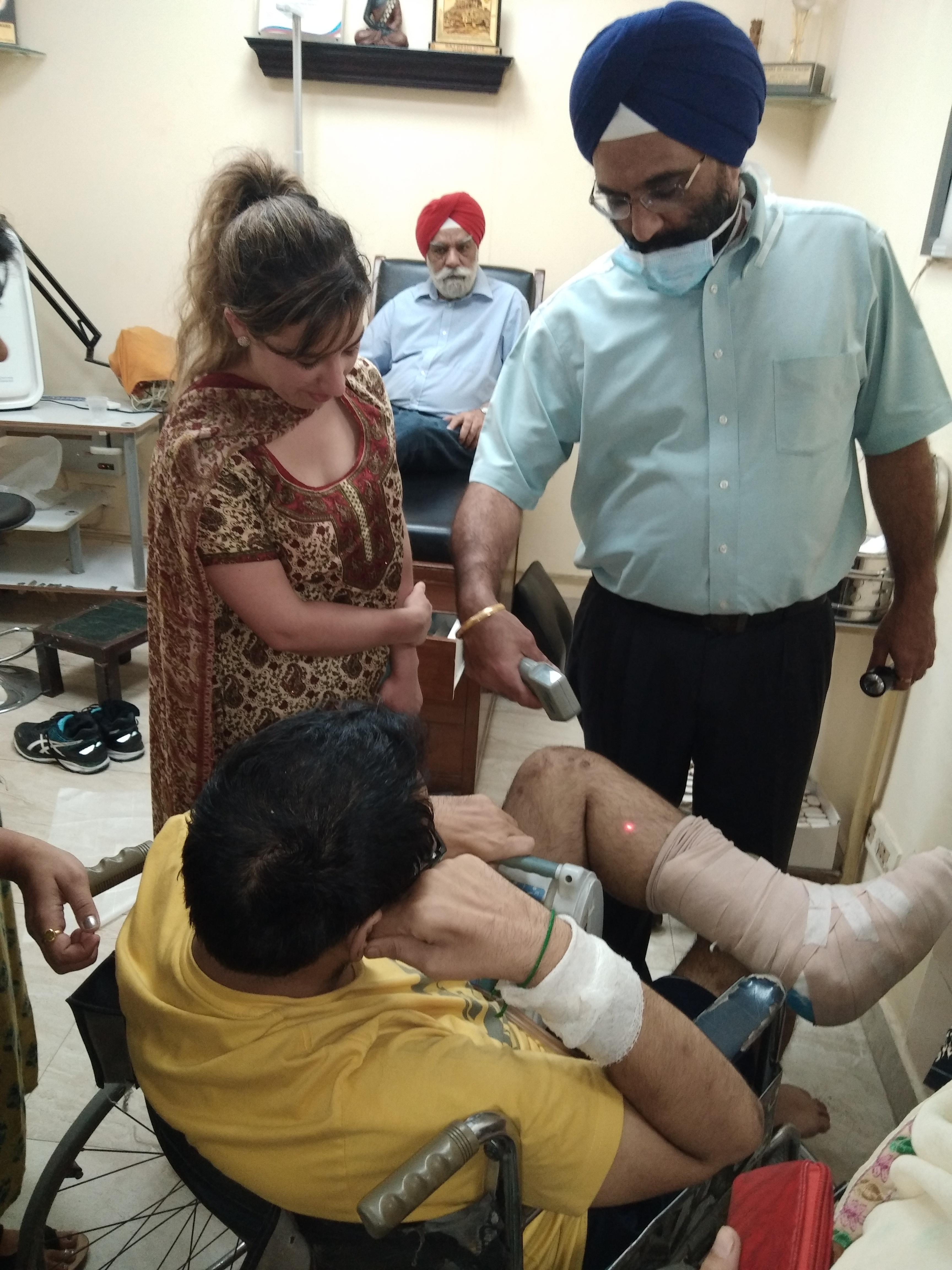 INDIAN PODIATRY ASSOCIATION updates page   DIABETIC FOOT